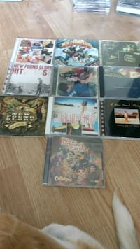 New Found Glory CD collection Woodstock