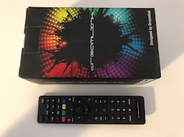 Dreamlink T1 plus android box, remote cables,wifi antenna,power block