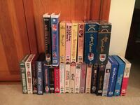 Movies on VHS for sale Annandale, 22003