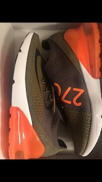AirMax 270 size 12 excellent condition  Owings Mills, 21117
