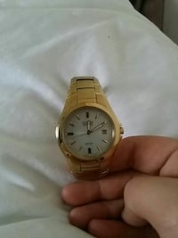 Gold Citizen watch Halifax, B3M