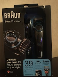 Braun BeardTrimmer BT5040 Beard Trimmer & Hair Clipper