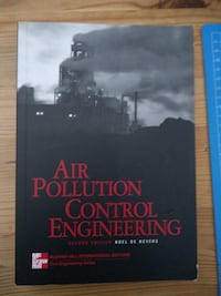 Air Pollution Control Engineering 2nd Edition by Noel de Nevers (Author) Bursa