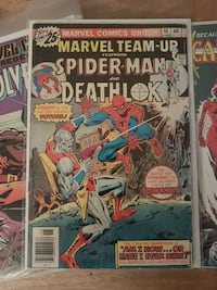 Marvel Team-up spiderman comic Richmond Hill, L4C 8X6