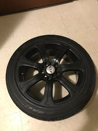 RTX Rims set of 4 Winnipeg, R3J