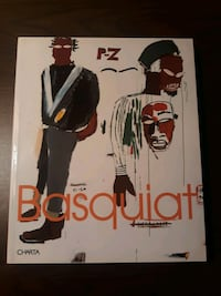 2009 Charta press Museo Revoltella Basquiat softcover book Newark