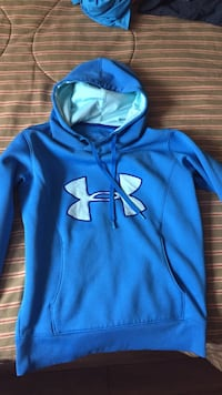 women small blue under armour hoodie Lower Sackville, B4E 1C4