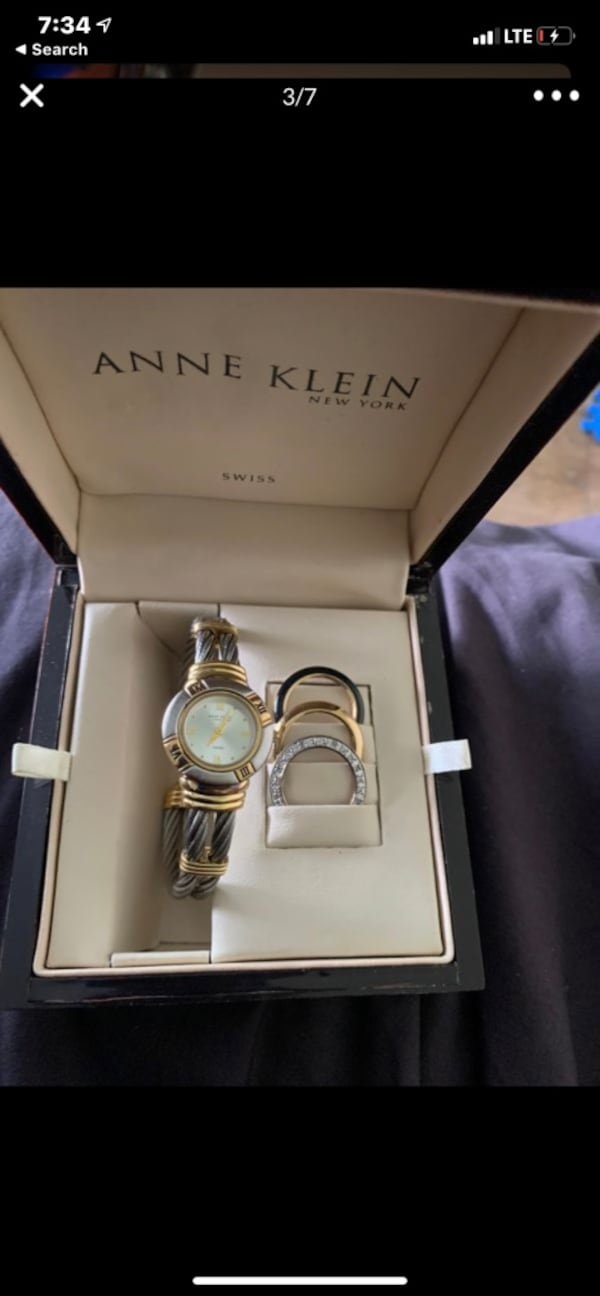 Beautiful Anne Klein and Elgin Swiss women watches bd4aed7d-f238-497c-8b5a-b5e1a46fc11f
