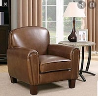 New Gilbert Top Leather Accent Chair (sold out on Amazon) Farmington Hills, 48336