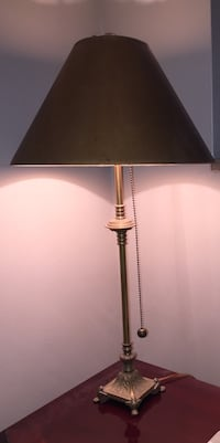 Bombay company brass side table lamp Mississauga, L5G