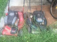 Red and black push mowerPLEASE READ DETAILS BEFORE RESPONDING  Berryville, 22611