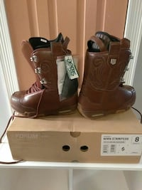 New forum snowboard boots