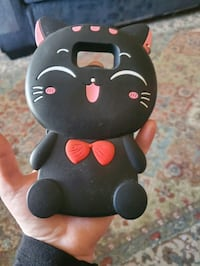 PRICE REDUCTION Galaxy s8 kitty cat case Winder, 30680