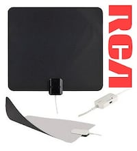 RCA Ultra-Thin Amplified Multi-Directional TV Antenna Toronto, M6N