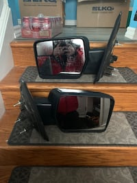 Ford F-150 power mirrors