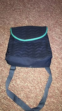 Thirty-One Very You Backpack Crossbody Bag/ Purse Forks, 18040