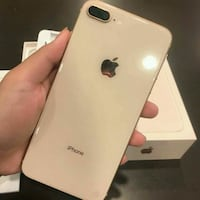 rose gold iPhone 7 plus with box Maryland
