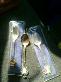 two stainless steel spoon and fork Tampa, 33610