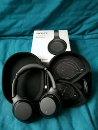 Sony 1000XM3 Bluetooth Noise Cancelling headphones