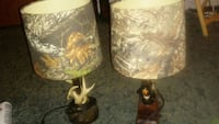 Camouflage lamps