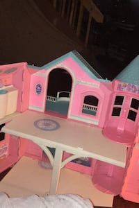 CHEAP ELECTRONIC DOLL HOUSE