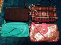Wristlets, all for $10 Winchester, 22601