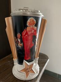 Marilyn Monroe collectible beer stein Greenfield, 53228