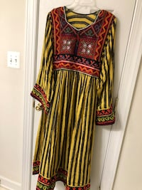 Traditional Afghan Dress Woodbridge, 22191