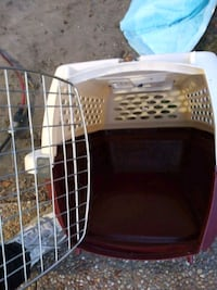 Petmate pet carrier by kennel cab(small)