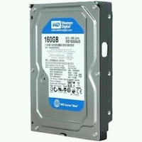 160GB HDD WD Caviar Blue