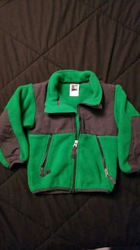 The North Face Toddler Fleece Zip up - 2T Mississauga, L5M 0B7