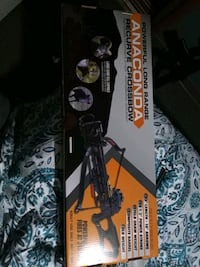Brand new in the box crossbow came from ch kadel and it's brand new