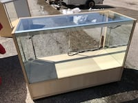 Glass display showcase approx.2'X4'. Vaughan, L4J 9K5