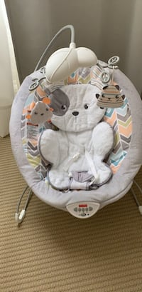 Fisher price Snuggapuppy bouncer  Markham, L6B 0P5
