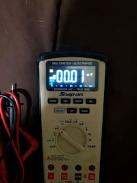 Brand new Snap On Special Edition Multimeter