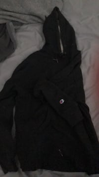 black and gray Nike pullover hoodie Central Okanagan, V4T 2L1