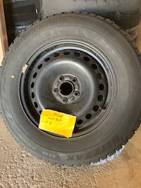 Winter tires: 1 set for Ford Fusion and 1 set for Ford Escape