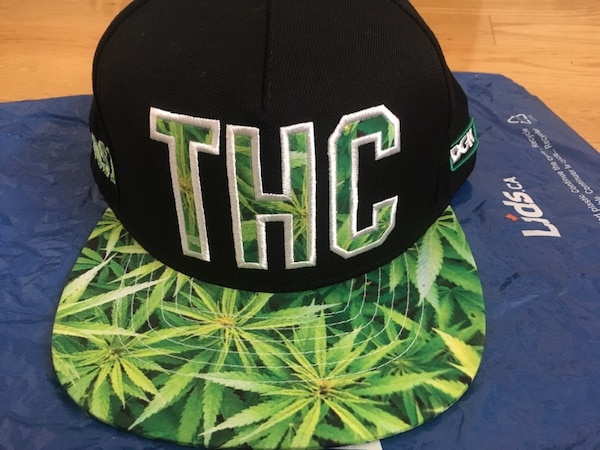 d979f9d96a8fb Used DGK thc SnapBack Hat for sale in Vaughan - letgo
