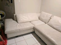 Roche Bobois Sectional Leather Couch Washington, 20003