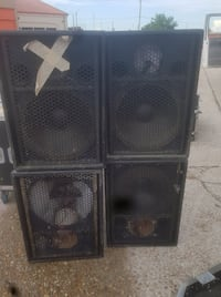 Speakers cabinets NEWORLEANS