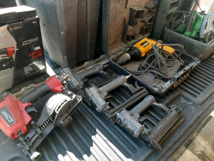 Photo Used electric tools $15 each
