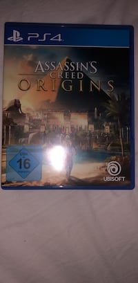 Assassins creed origins ps4 Wuppertal, 42119