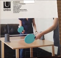 Umbra Pongo Table Tennis Ellicott City, 21042
