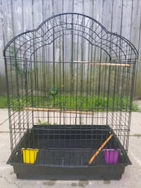Large, clean bird cage for $80 Toronto, M1K 1N8