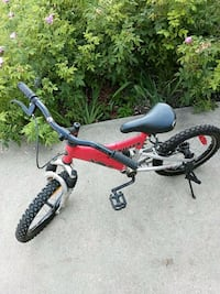 "Boy's 16"" wheel bicycle"