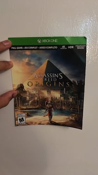 Assassin's Creed Origins-Xbox One Kitchener, N2H 5E4