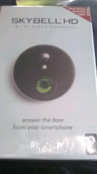 Skybell HD video doorbell brand new in box Knoxville