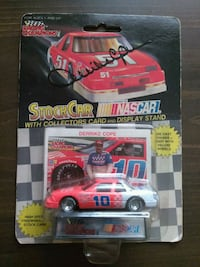 red and black die-cast car Johnson City, 37601