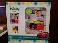 NEW Cars Space Saver High Chair  Pflugerville, 78660