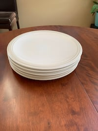 "Pfaltzgraff Cappuccino Chop Plate - 13"" Round Platter. New. Never used. Arlington, 22201"